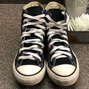 Converse All Star high tops shoes men - 8 women 10